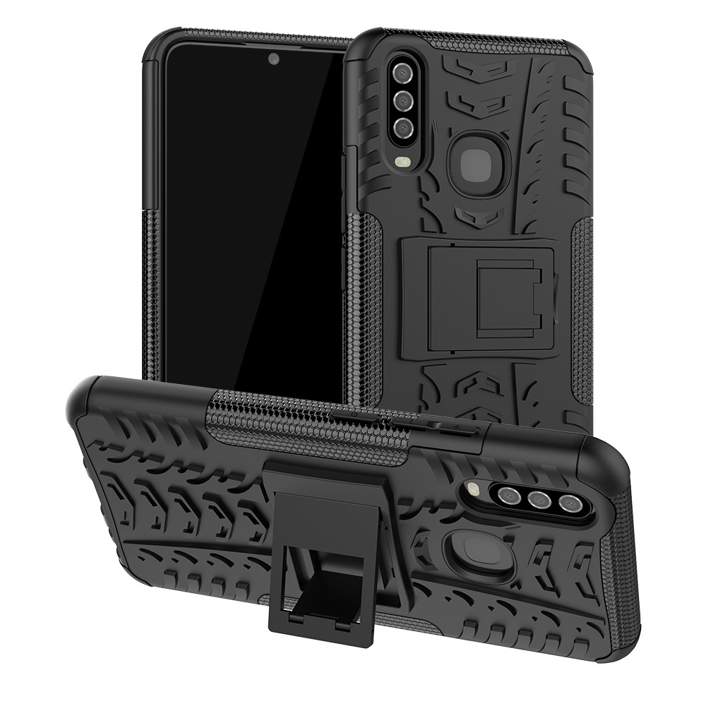 For <font><b>Vivo</b></font> Y17 <font><b>Y15</b></font> Y12 Y3 <font><b>Case</b></font> Luxury PC + TPU Cover Stand Armor ShockProof <font><b>Case</b></font> For BBK <font><b>vivo</b></font> Y 17 Y 15 Y 12 Y 3 Full Phone <font><b>Cases</b></font> image