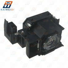 For ELPLP34 V13H010L34 Replacement Projector Lamp for Epson PowerLite 62C 76C 82C EMP 62 EMP 62C