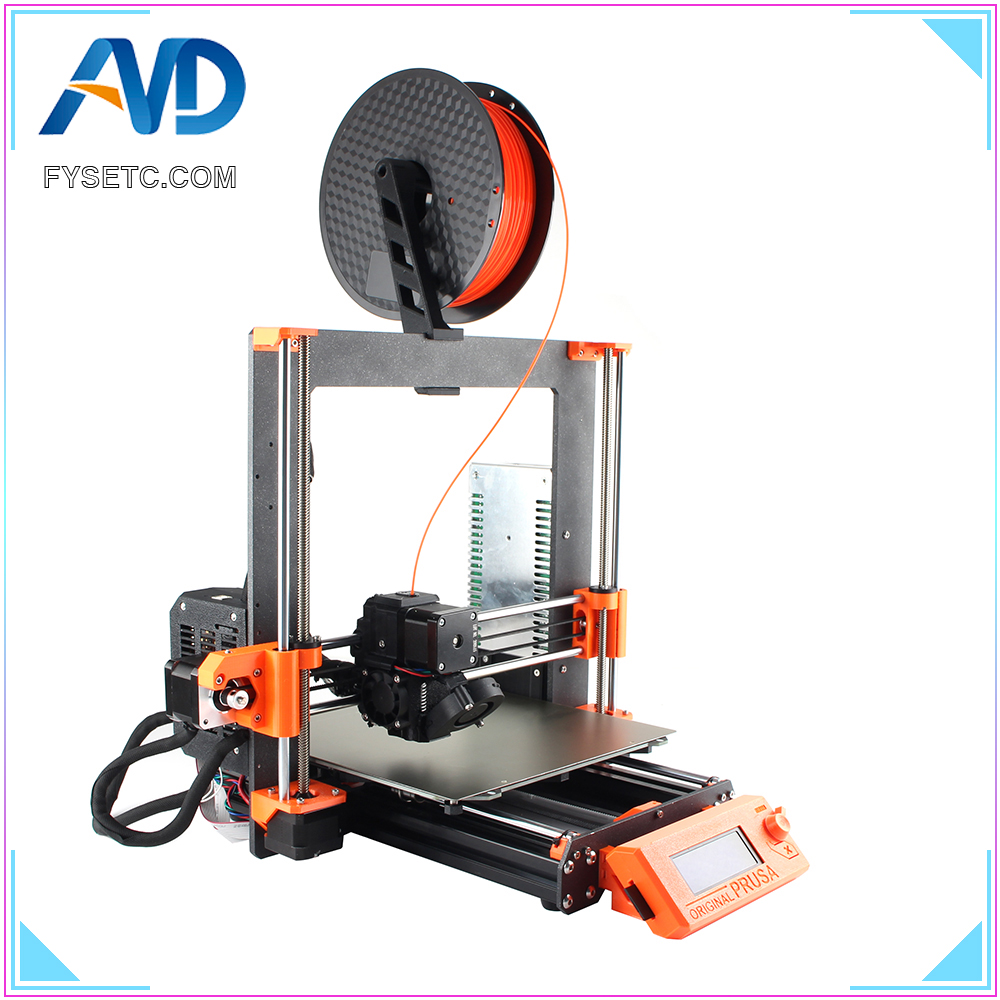 Clone <font><b>Prusa</b></font> <font><b>i3</b></font> MK3S <font><b>Printer</b></font> Full Kit Upgrade <font><b>Prusa</b></font> <font><b>i3</b></font> MK3S <font><b>3D</b></font> <font><b>Printer</b></font> DIY MK2.5/<font><b>MK3</b></font>/MK3S image
