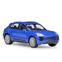 1/36 scale pickup truck SUV metal die cast model car pull back vehicle birthday/Christmas present