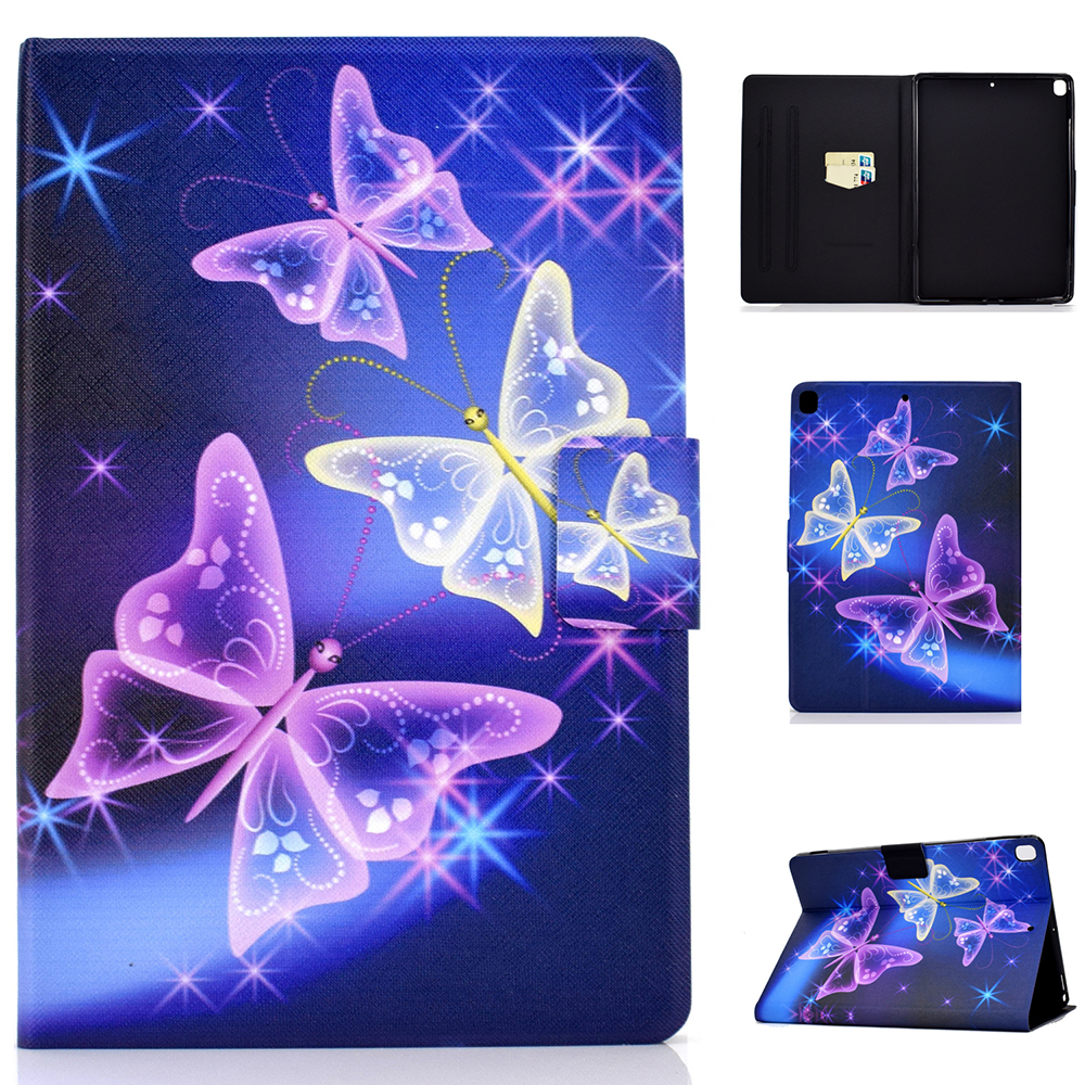 Stand Case Funda Tablet iPad A2198 A2200 A2232 Case inch For 10.2 2019 10.2 Flip Fashion