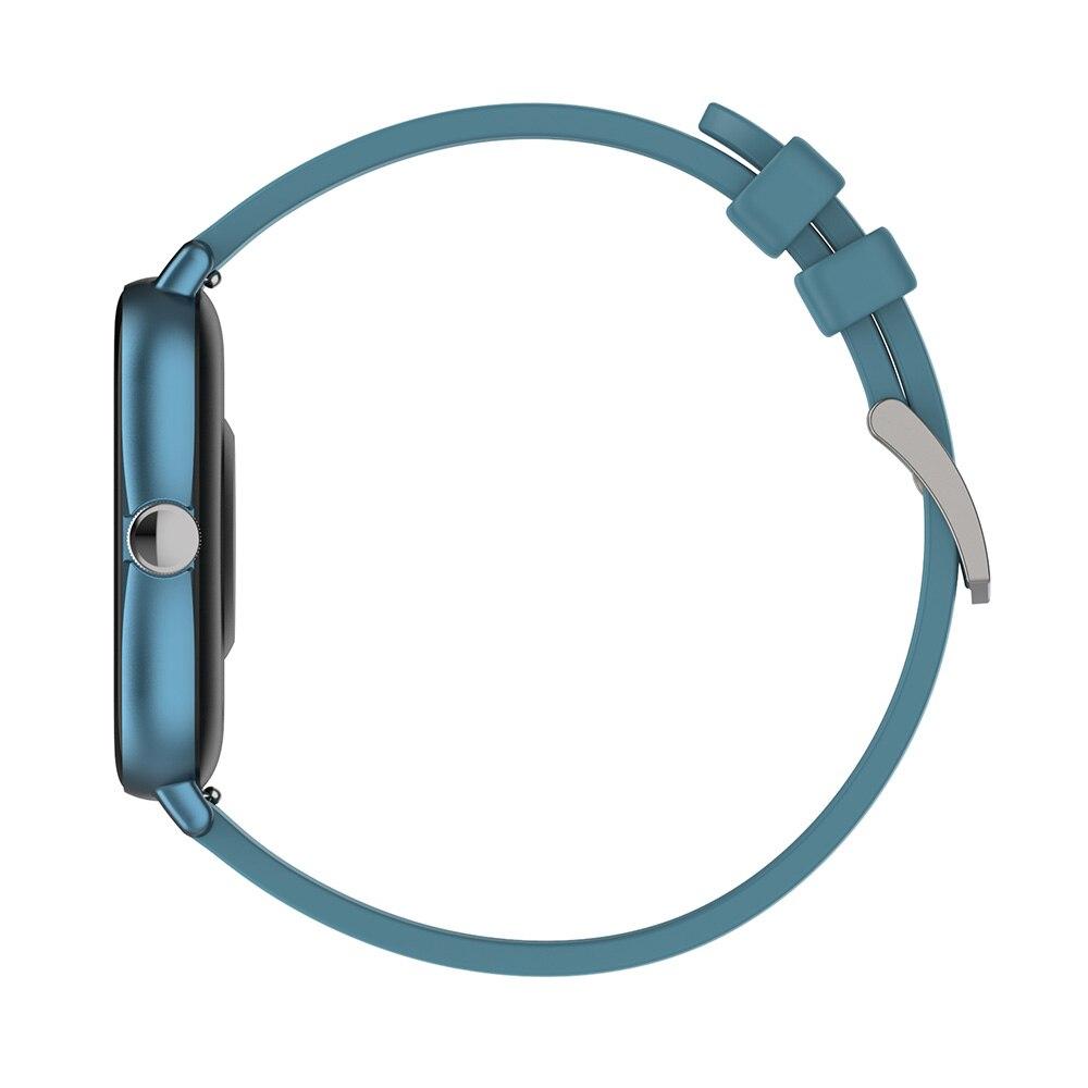 H296f198a2183484888466b6befb10c84v COLMI P8 Plus 1.69 inch 2021 Smart Watch Men Full Touch Fitness Tracker IP67 waterproof Women GTS 2 Smartwatch for Xiaomi phone