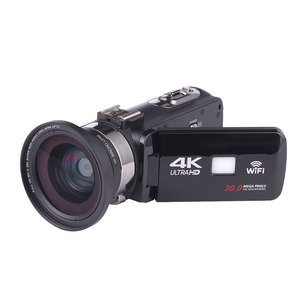 Image 4 - Full HD 4K กล้อง WiFi DV Professional Night Vision Anti Shake Digital Photo กล้อง Flow stabilizer