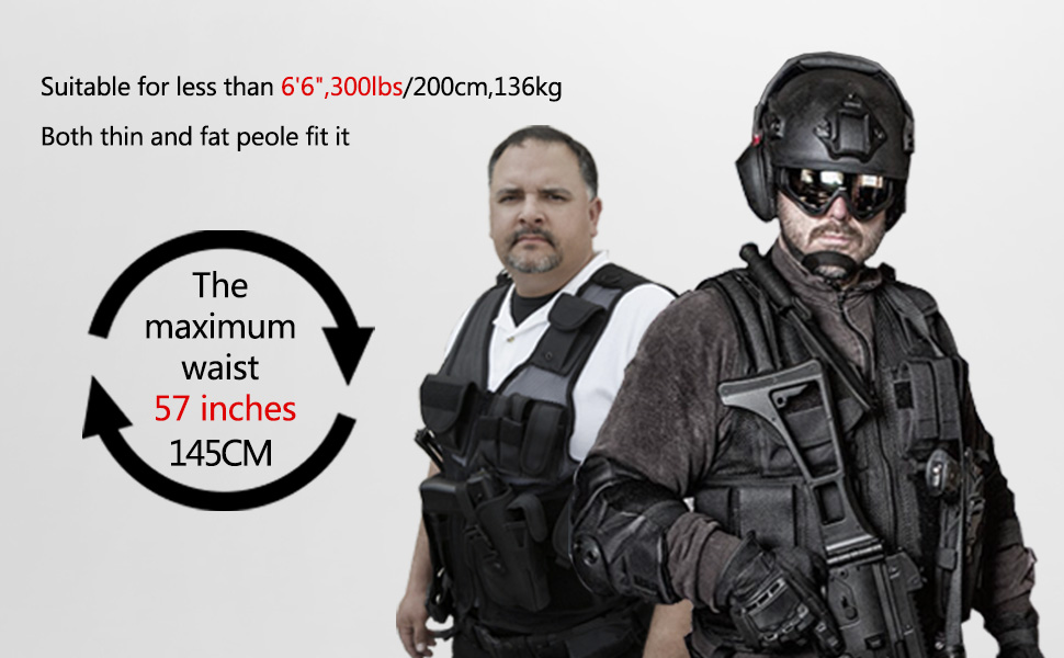 Tactical vest military