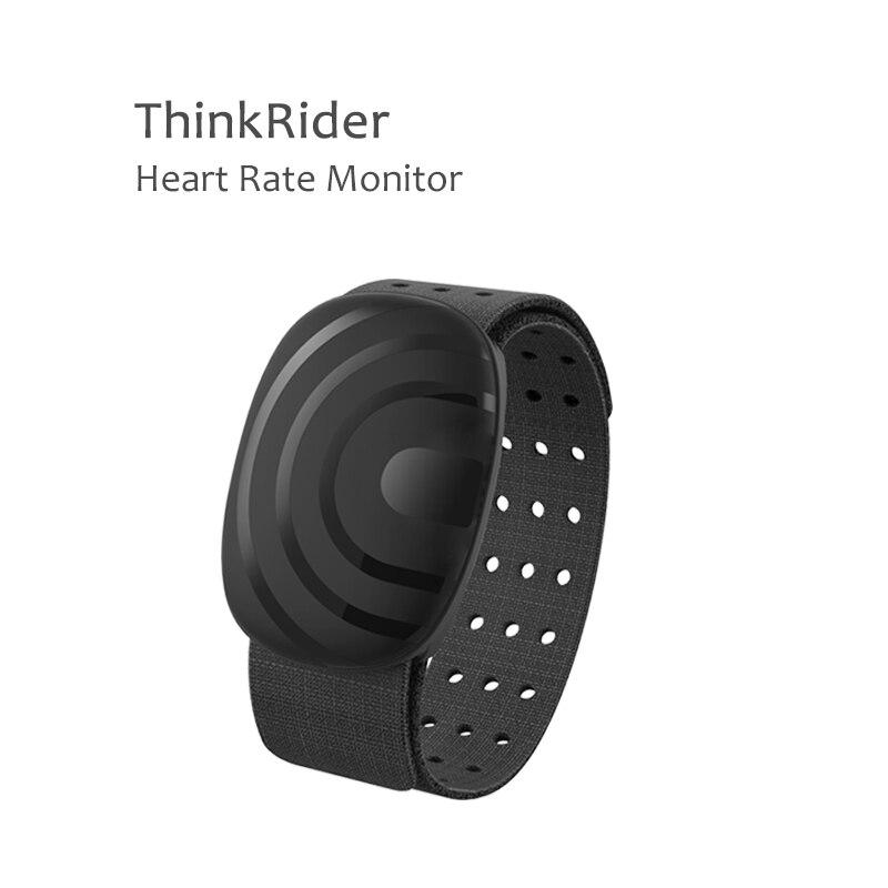 ThinkRider Heartrate brassard Intelligent avec moniteur de fréquence cardiaque course sport vélo Fitness fréquence cardiaque avec Bluetooth ANT +
