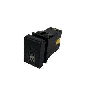 Image 4 - 1PC Heizung Rück fan Radar parkplatz sensor Nach Nebel Licht rückspiegel falten Schalter Taste Für für Suzuki Jimny 07 15