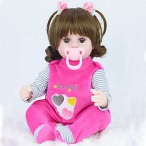 NPK 14 Inch Realistic Reborn Baby Alien Doll Hand-detailed Painting Full Body Silicone Vinyl Dolls Toy Collectible Baby(China)