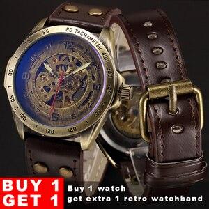 Skeleton Mechanical Watch Automatic Watc