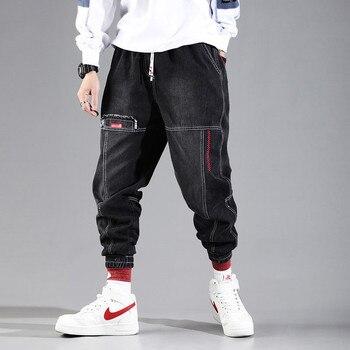 Streetwear Hip Hop Cargo Pants  2