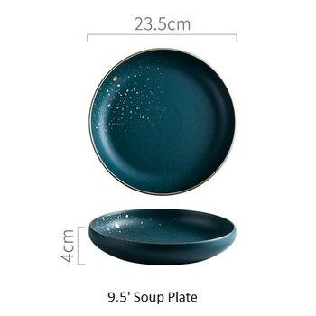 23 Soup plate