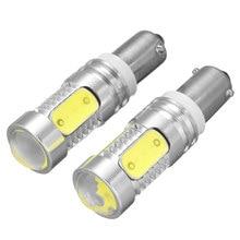 2 uds. De bombillas LED de posición de aparcamiento trasera para coche, luz de marcha atrás, bombillas de lámpara 6000K-6500K