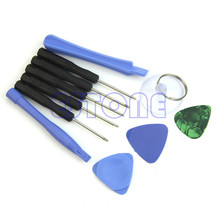 Universal 11 In 1 Mobile Opening Repair Tool Kit Set Pry Screwdriver For Phone