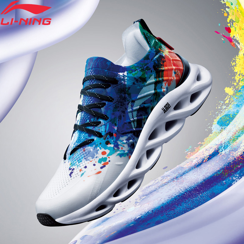 Lining Sneakers Cushion Sport-Shoes Stable-Support Breathable Mono XYP930 ARHP073 ARC title=