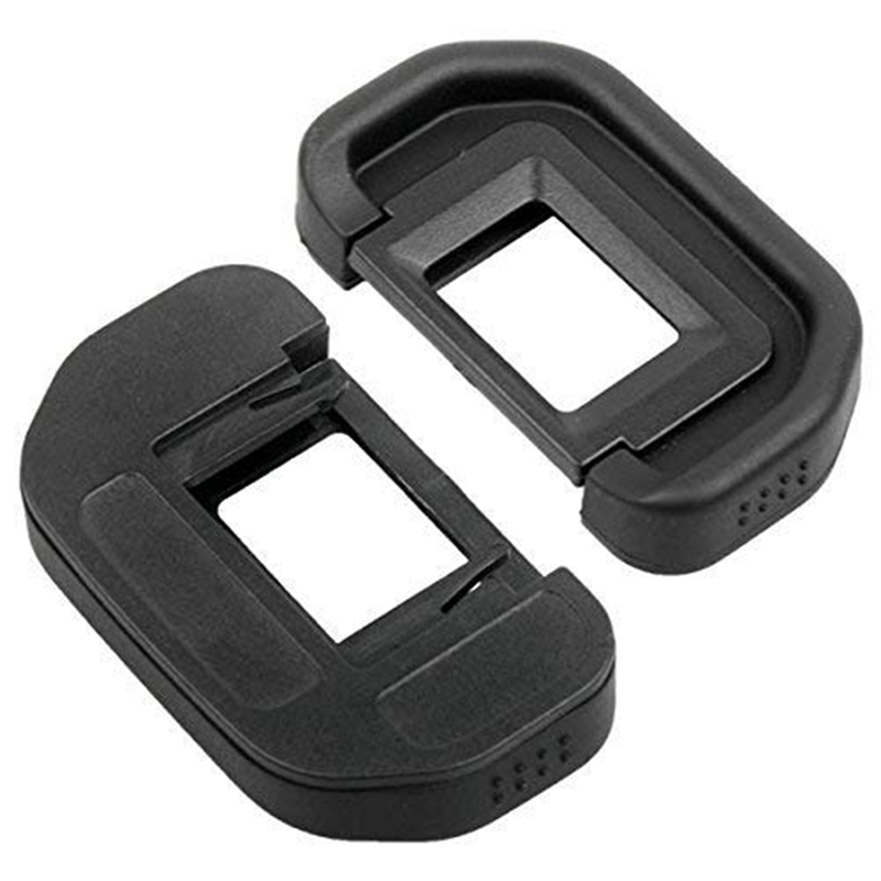 Camera Eyepiece Eyecup 18Mm Eb Replacement Viewfinder Protector For Canon Eos 80D 70D 60D 77D 50D 5D 5D Mark Ii 6D 6D Mark Ii 40