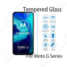 5pcs/lot FENGHEMEI Tempered Glass For MOTO G7 G8 Play Plus Power G8 Stylus G8 Power Lite Screen Protector(China)