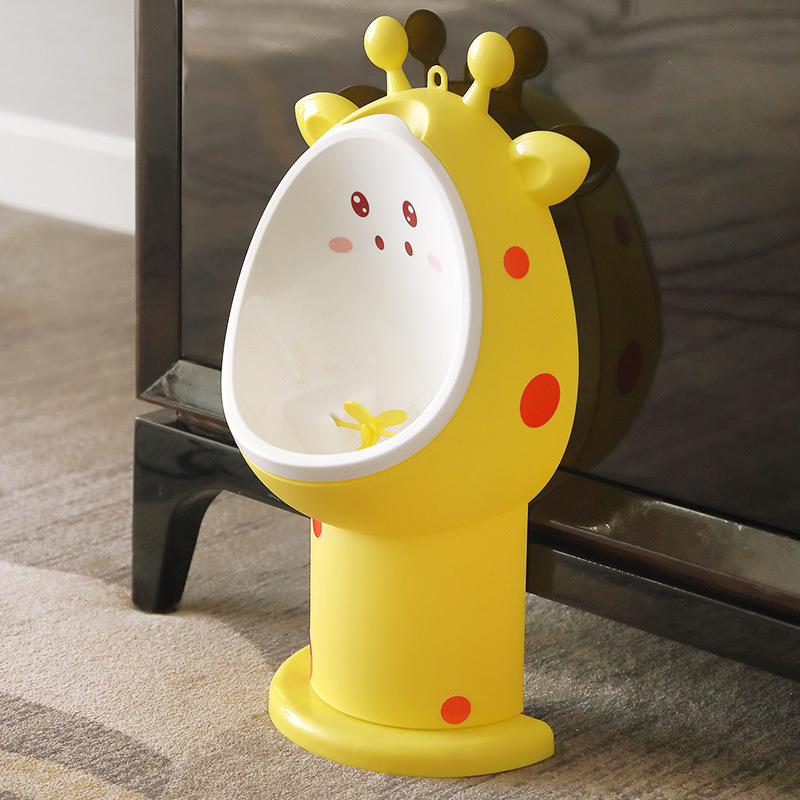 Baby Toilet Kids Boy Standing Wall Mounted Urinal Urinate Urinal Children Urinal Chamber Pot Pee