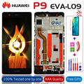 """5 2 """"AAA Qualität LCD + Rahmen Für HUAWEI P9 Lcd Display Digitizer bildschirm Für HUAWEI P9 EVA L09 EVA L19 Digiziter montage-in Handy-LCDs aus Handys & Telekommunikation bei"""