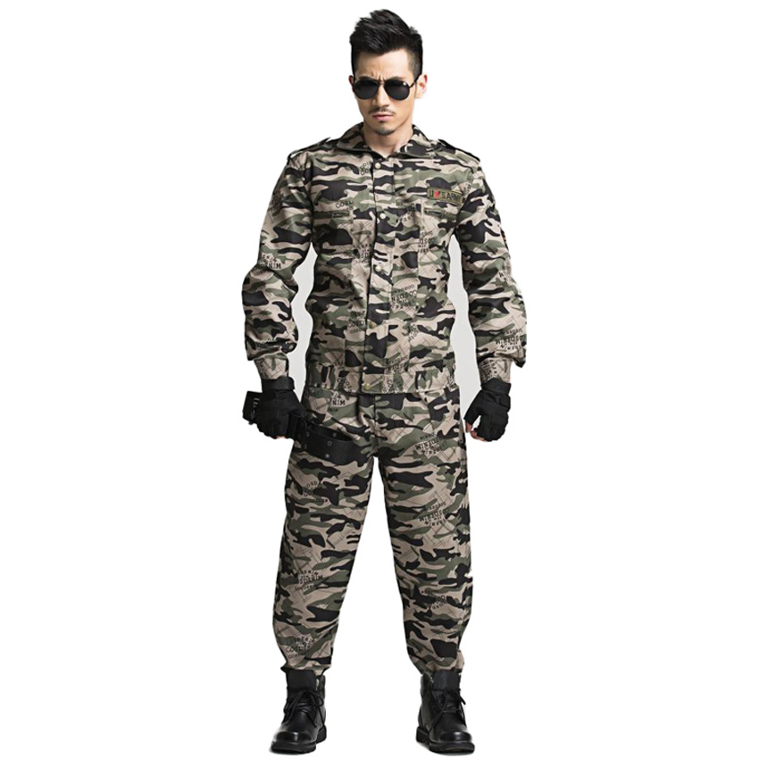 US Army Suit Men Military Uniform Outdoor Tactical Battle Combat Jacket+trousers Hunting Clothing Set Multicam Costume