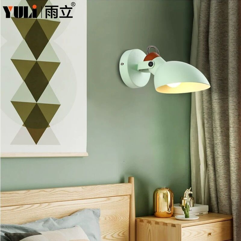 Bedside Light Marca Dragon Simple Modern Originality Personality A Living Room Television Background Wall Lamps And Lanterns