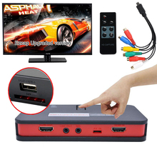 Card-Grabber Video-Capture Live-Streaming-Box EZCAP284 Game-Recorder Audio-Out HDMI Mic