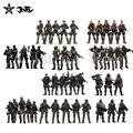[Эксклюзивная] JOYTOY 1/18 3,75 фигурки военных вооруженных сил серии (дополнительная фигура бесплатно) аниме модель для подарок на Новый год беспл...