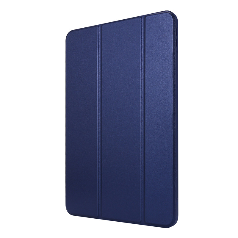For iPad Cover Silicone 2020 Case Case Case PU Soft For Tri-fold Leather Smart 11Pro