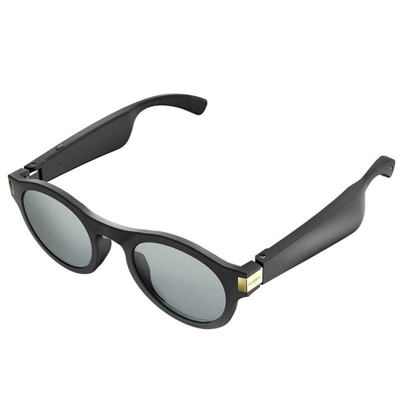Bluetooth 5,0, гарнитура, солнцезащитные очки, синий светильник, блокирующие очки для мужчин и женщин, уличные очки - 3