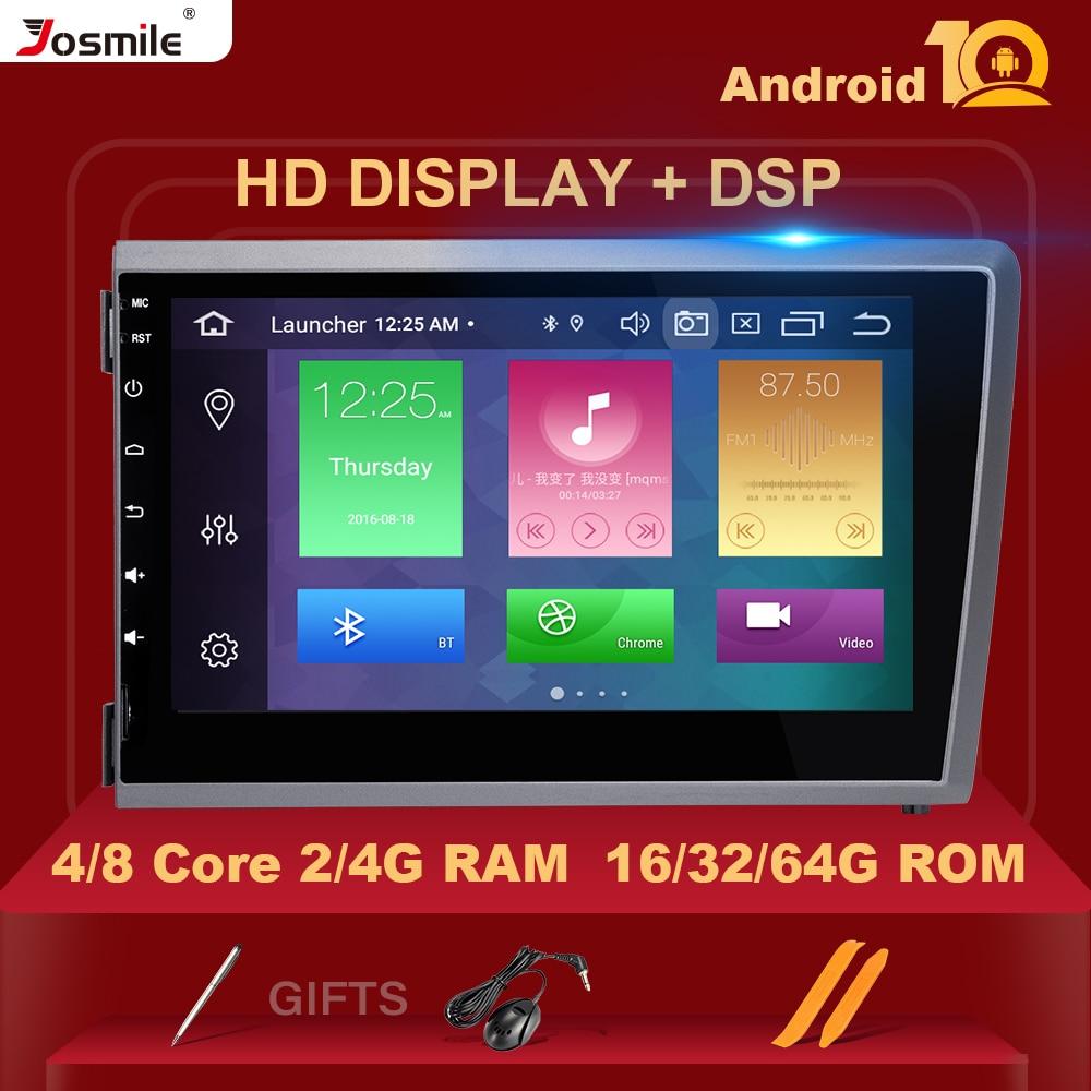 DSP 4GB 64G 2 din Android 10 Car Multimedia Player For VOLVO S60 VOLVO V50 V70 XC70 2000 20012002 2003 2004 GPS Navigation Radio|Car Multimedia Player|   - AliExpress