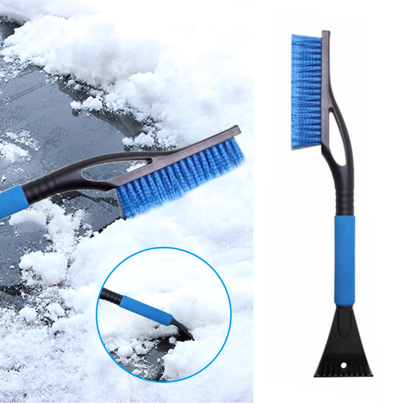 2019 NEW high quality Car Vehicle Snow Ice Scraper Snow Brush Shovel Removal Brush Winter tools for the car JU 26 image