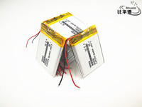 (free shipping)(5pieces/lot) 043035 450mah lithium- polymer battery quality goods quality of CE FCC ROHS certification authority