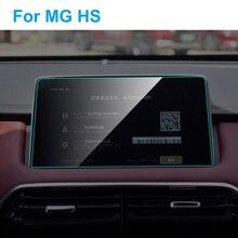 Автомобильный протектор экрана для MG HS интерьерная Автомобильная gps навигация Закаленное стекло Защитная пленка для экрана наклейка аксессуары