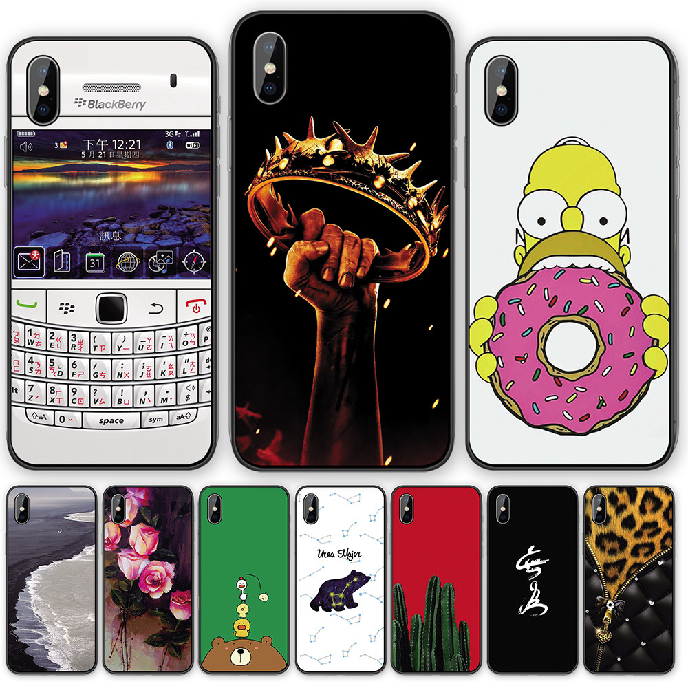 Retro <font><b>Nokia</b></font> For <font><b>iphone</b></font> XR X XS MAX 5 5S 6 6S 7 <font><b>8</b></font> Plus 11 11ProMax silicone soft shell back cover phone case Coque <font><b>Funda</b></font> Cartoon image