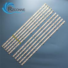 """LED Backlight Lamp strip For SamSung 55"""" TV 2013SVS55 D3GE 550SMA R1 D3GE 550SMB R0 UN55H6203 28772A UN55J6201 LH55MDCPLGC"""