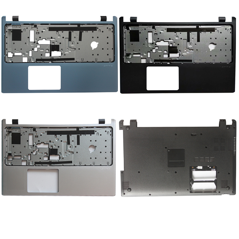 NEW Case Cover For ACER Aspire V5-531 V5-531G V5-571 V5-571G Palmrest Non-touch Bezel Keyboard/Laptop Bottom Base Case Cover