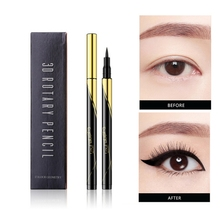 New Professional Makeup Eyeliner Long-Lasting Waterproof Smudge-Proof Colorfast Pen Liquid