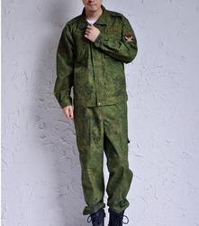 Русская цифровая камуфляжная военная форма, тактическая армейская форма