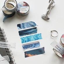 Лента для маскировки клейкая лента diy пуля дневник украшение