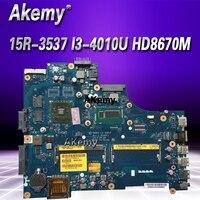 LA 9981P Laptop motherboard for Dell Inspiron 15R 3537 5537 original mainboard I3 4010U HD8670M