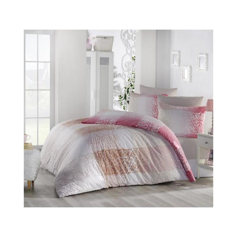 Bedding Set double-euro ALTINBASAK, RANFORCE, ELFIN, pink ranforce bedroom set cotton box ranforce bedroom set