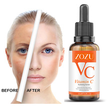 ZHENDUO Vitamin C Skin Care Moisturizing Revitalizing Nourishing Shrink Pore Clear Acid VC Essence