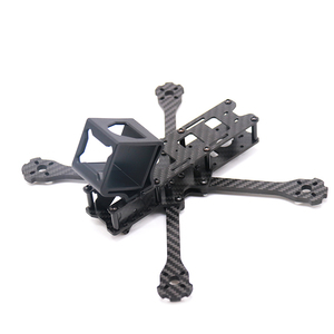 Image 3 - Cadre de Drone FPV TCMM 5 pouces X220HV, base de roue 220mm en Fiber de carbone pour course de Drone FPV