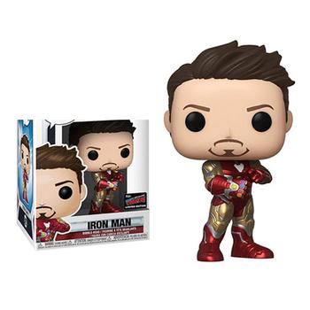 FUNKO Marvel Avengers Endgame Tony Stark Iron Man #529 i QUAKE rękawica nieskończoności zabawki figurki akcji dla dzieci świąteczny prezent tanie i dobre opinie Model CN (pochodzenie) Unisex none 10cm inny PIERWSZA EDYCJA 6 lat 8 lat Wyroby gotowe T7029 Zachodnia animacja Produkty na stanie