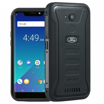 Перейти на Алиэкспресс и купить Смартфон Guophone X3 4G, IP68 водонепроницаемый телефон Android 8,1, четырехъядерный MTK6739, 5,5 дюйма, 4500 мАч, 2 Гб + 16 Гб