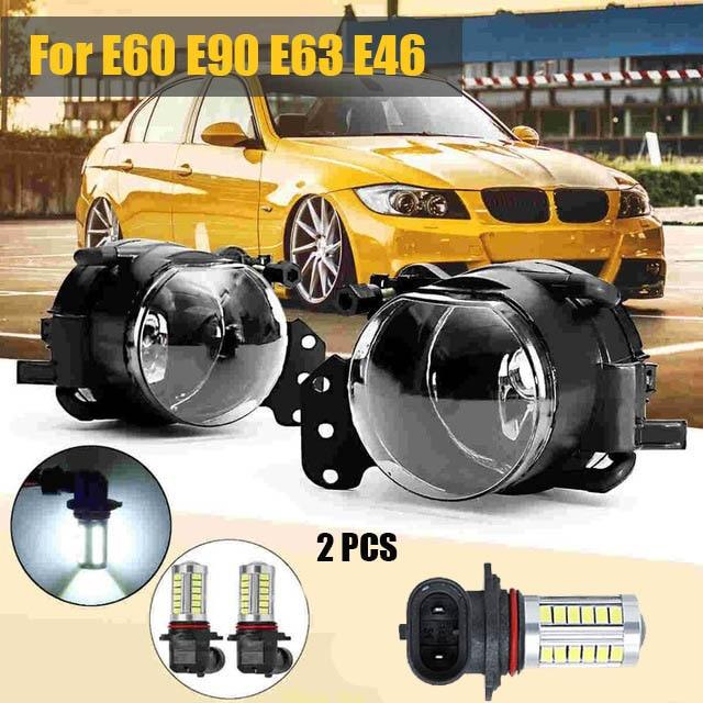 For BMW Genuine Fog Light Front Right 63177187632