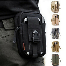 Pouch Fanny-Pack Leg-Thigh-Bag Phone-Pocket Outdoor Tactical Sport Casual-Bag Multifunction