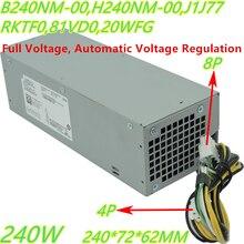 חדש PSU עבור Dell 3040 3046 3050 3250 3650 3653 3660 5040 7040 240W כוח אספקת B240NM 00 H240NM 00 H240EM 00 l240AS 00 J1J77