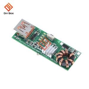 Image 5 - QC4.0 QC3.0 PD szybkie ładowanie USB pokładzie 3.7V do 5V 9V 4.5A 18W zwiększyć powerbank do telefonu moduł ładowarki