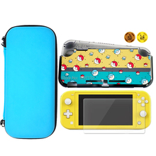 Portable Storage Bag for Nintendo Switch Lite Hard EVA Travel Case for Nintend switch Mini Game Accessories