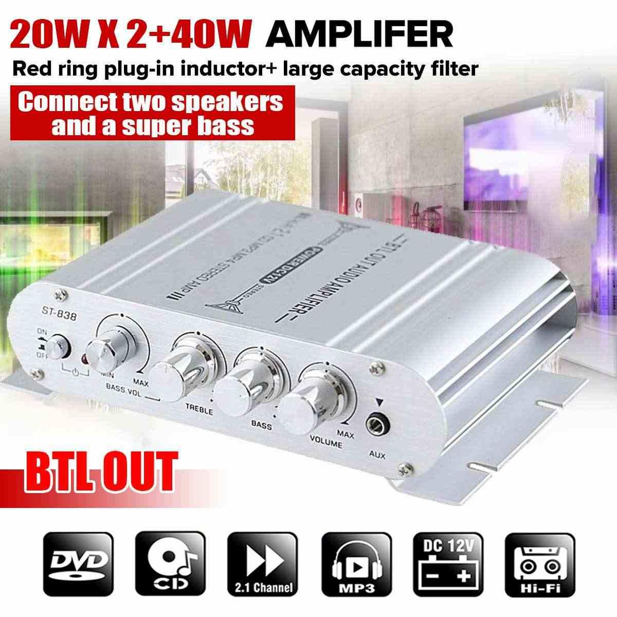 mini amplificateur de puissance