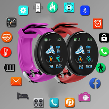 2021 Sports Watch Kids Watches Children For Girls Boys Sport Bracelet Child Wristband Fitness Tracker Smartwatch Clock Gift